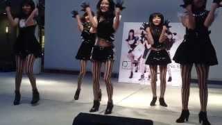 2013年6月12日(水)ラゾーナ川崎ルーファ広場 『Evolution No.9』リリ...