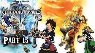 Disney Castle P.1   Kingdom Hearts 2 Final Mix Part 15