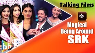 Video It Was So MAGICAL Being Around Shah Rukh Khan Says Sushruthi Krishna download MP3, 3GP, MP4, WEBM, AVI, FLV Oktober 2017