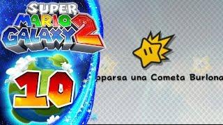 Super Mario Galaxy 2 ITA [Parte 10 - Comete Burlone]