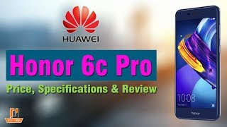 Huawei Honor 6C Pro, Price, Specifications & Review [Urdu/Hindi]