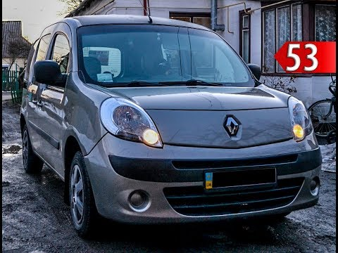 #53. Тест-драйв Renault Kangoo Family 1.5 DCi