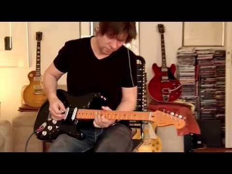 "2012 Fender Stratocaster ""David Gilmour Relic"", Part1"