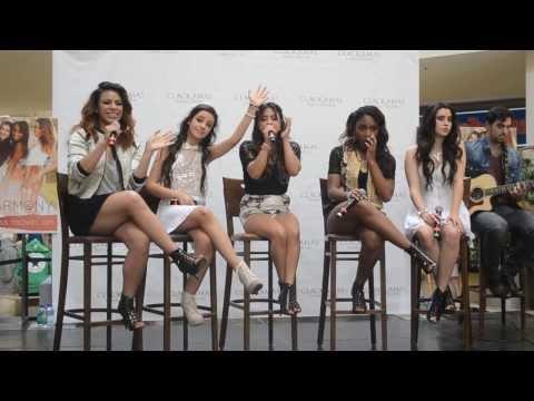 Red - Fifth Harmony - Portland Oregon 08/14/13