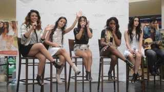 Red - Fifth Harmony - Portland Oregon 08/14/13