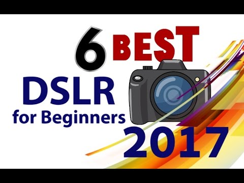 guide to buy dslr camera for beginners