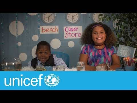 Stuff UNICEF cares about: Water I UNICEF