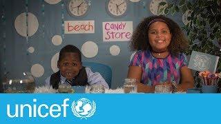 Stuff UNICEF cares about: Water I UNICEF