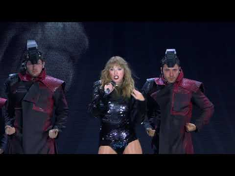 Taylor Swift's Opening Night of Reputation...