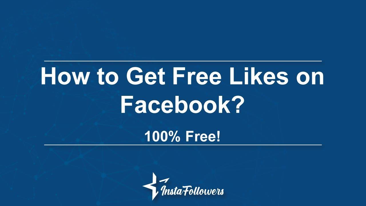 Likes trial facebook free Free Liker