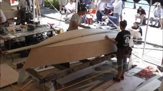 Beaufort Boatbuilding Challenge 2014