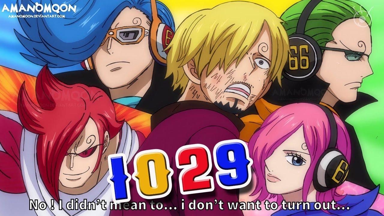 Thể Chất SANJI Ưu Việt Hơn Zoro/Big Mom? SANJI: Quái Vật Hay Tầm Thường? Phân Tích One Piece 1029-P1