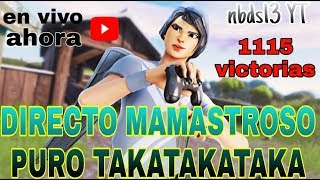 Fortnite Live/Playing With Random People/ TAKATAKATAKA Activated RL1
