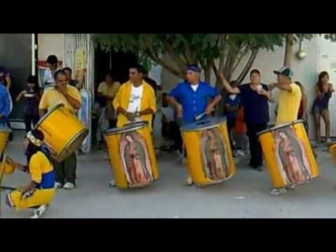 danza nuestra señora de Guadalupe...la revista