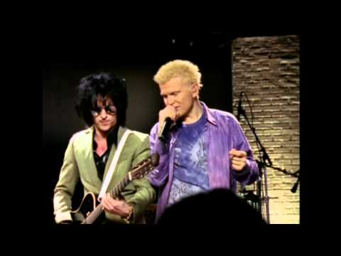 Rebel Yell (Live Acoustic) (HD) - Billy Idol