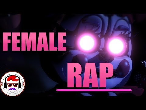 "Sister Location Trailer Rap Song ""Wicked Sister"" ft. MissEXP 