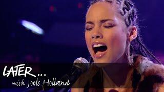 Alicia Keys - Fallin' (Later Archive 2001)