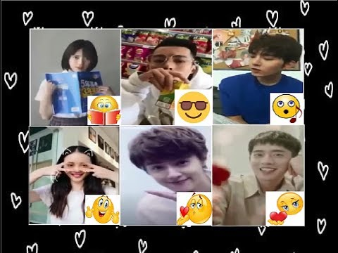 So Funny! | Tik Tok Compilation By The Cast Of Meteor Garden 2018