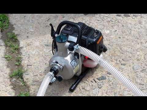 Бензинова помпа за чиста вода KOSHIN SEV-25L #m0JJvVlTzmc