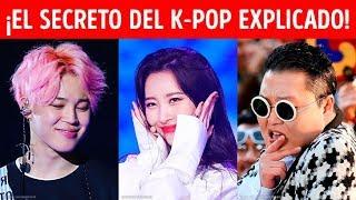 ¿Por qué el K-pop es tan popular? El fenómeno por fin explicado