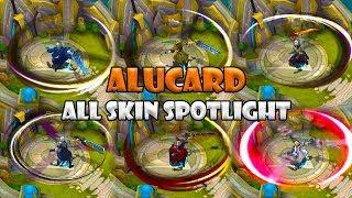 Mobile Legends Alucard All Skin Spotlight