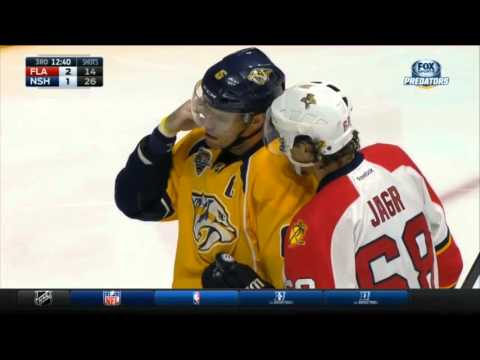 Jaromir Jagr Apologizes to Weber After High Stick