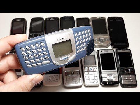 Посылка от подписчика Рихардса 9 кг ретро телефонов даром из Латвии # part 2. Крутой Nokia 5510