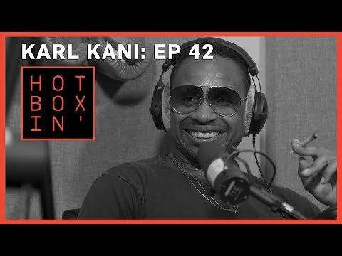 Designer Karl Kani | Hotboxin' with Mike Tyson | Ep 42