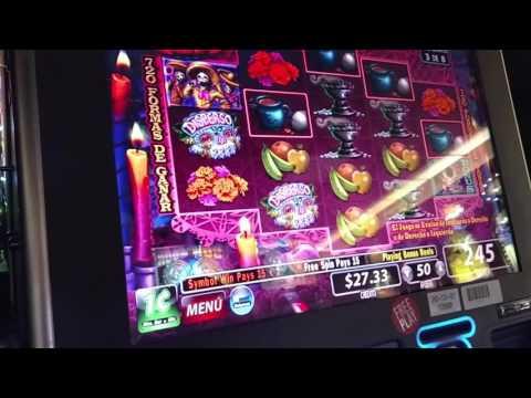 of the dead slot machine