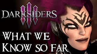 Darksiders 3 Reveal Trailer & Gameplay Breakdown! | Everything We Know So Far