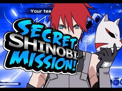 SUPER Secret Shinobi Mission! Naruto To Boruto: Shinobi Striker