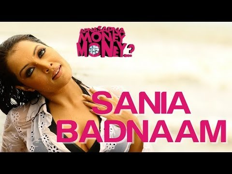 Sania Badnaam - Apna Sapna Money Money | Celina Jaitley | Sunidhi Chauhan & Bob | Pritam