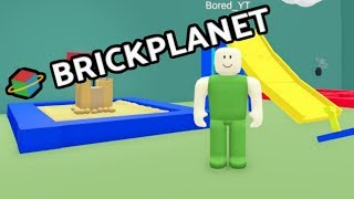The Roblox Clone Brick Planet is back! .. Is it still good?