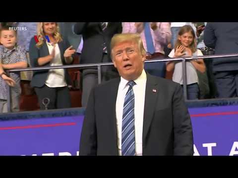 Presiden Trump Manfaatkan Ancaman Pemakzulan untuk Motivasi Pendukungnya Mp3