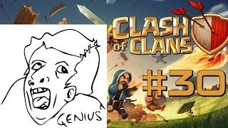 Clash of Clans [HD] #30 - GENIUS / Let's Play Clash of Clans / Android_iOS