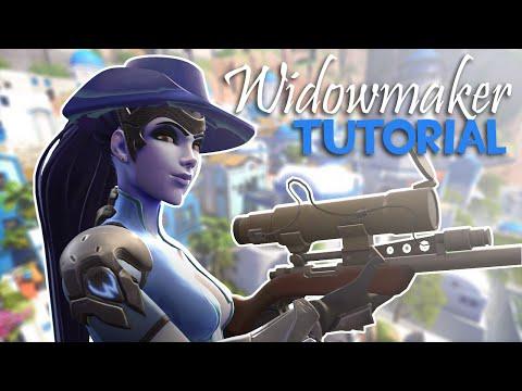 Overwatch - A Handy Dandy Guide to Widowmaker