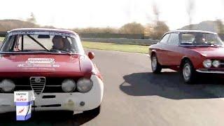 Sapore di Super - Alfa Romeo 1750 GT e GTAM