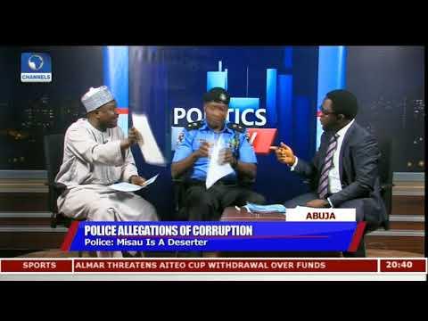 Senator Misau, Police Trade Words Over Corruption Allegations Pt 3 | Sunday Politics |