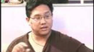Oscar Hsu talks about Buddhism, Taoism and Hinduism