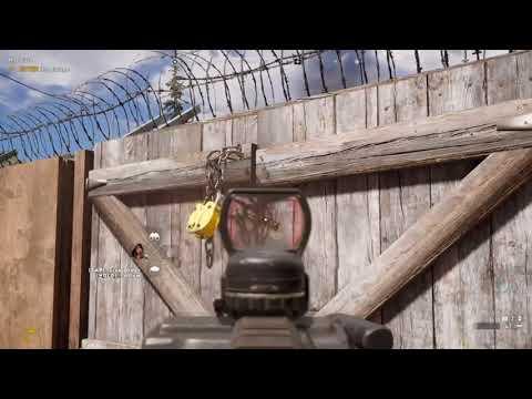 Man Cave Far Cry 5 Walkthrough : Far cry prepper stash man cave walkthrough youtube