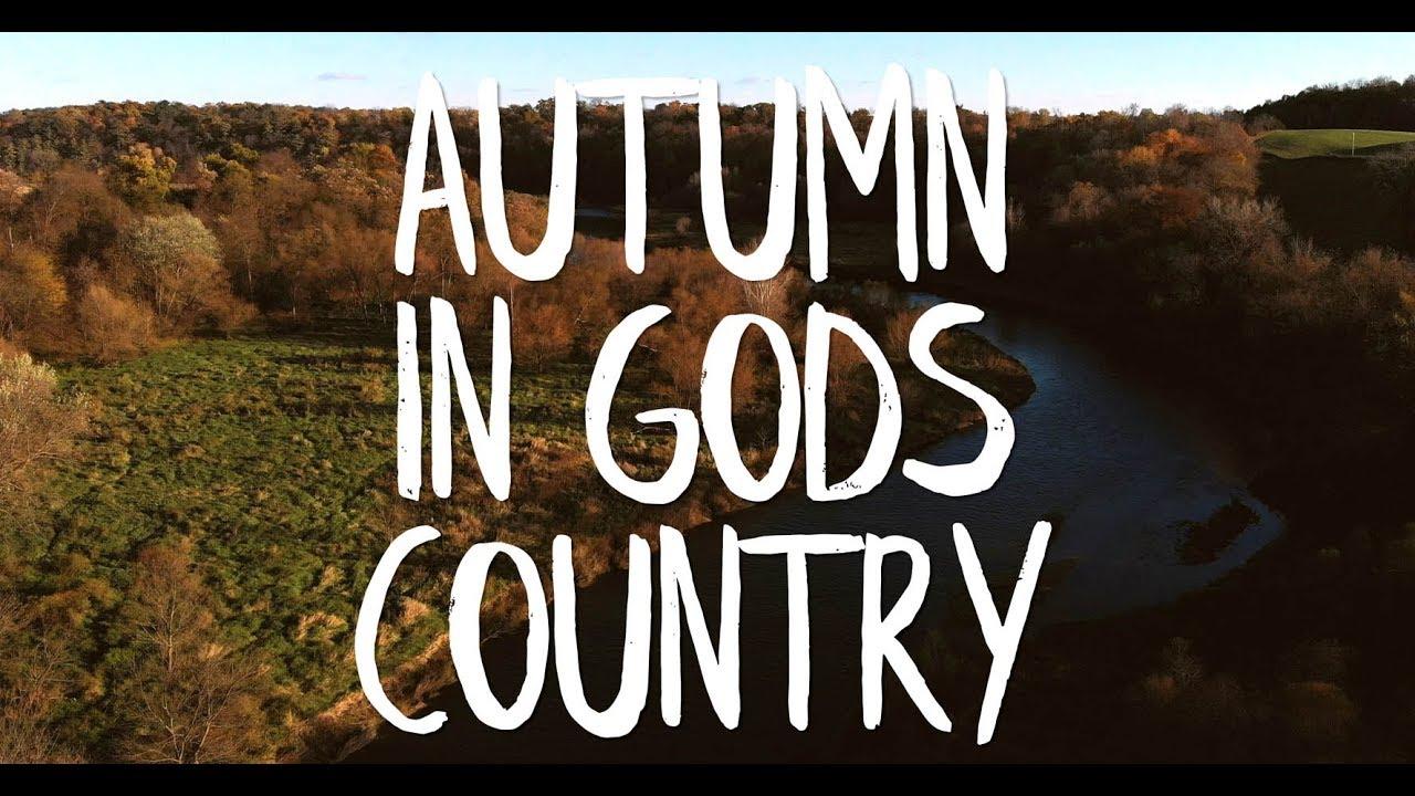 Autumn in Gods County (With Fuji Eterna 250d Kodak 2395) Bing Err DJI Mavic  Air 4k