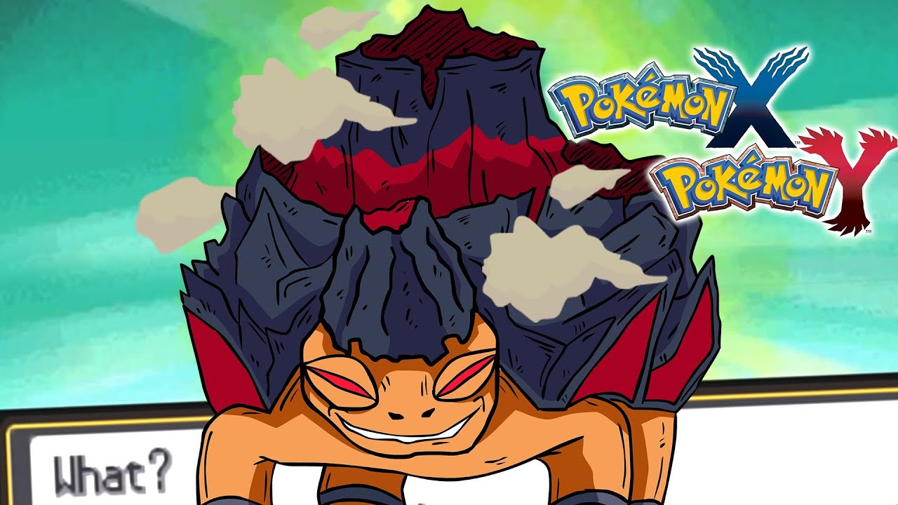 Mega Torkoal! - Pokemon X/Y Possibilities!