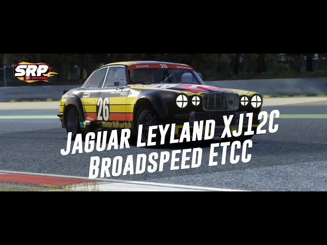 Jaguar Leyland XJ12C | Assetto Corsa | Gameplay