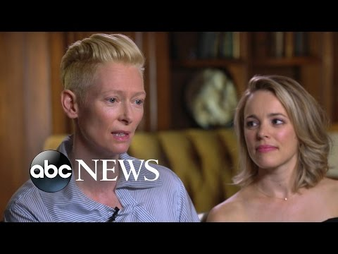 Dr. Strange | Tilda Swinton, Rachel McAdams Interview