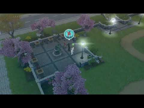 The Sims Freeplay - Snow Problem / Discuss Weather (With Wizard Wickham)