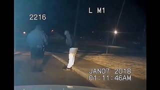North Little Rock Police Department officer-involved shooting thumbnail