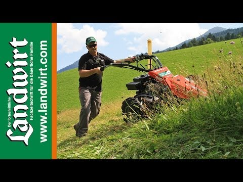 Reform Motormäher M2 D vs. RM8 Hydro