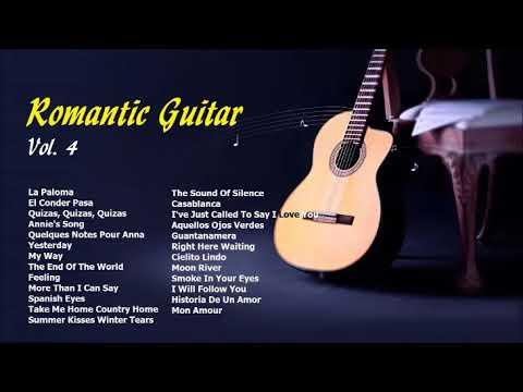 Romantic Guitar - Vol.4