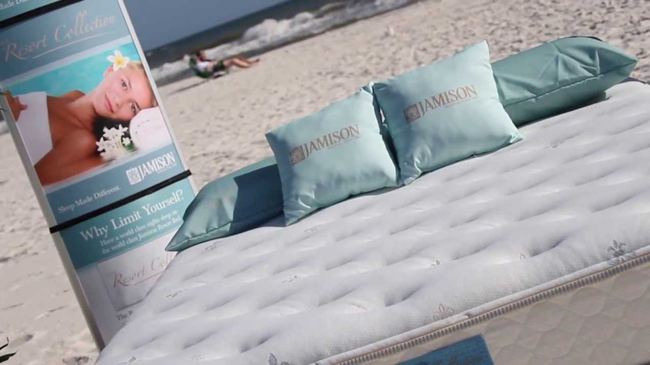 jamison bedding the supreme resort - Jamison Mattress