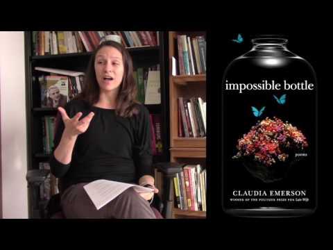 Professor Sarah Anderson: Contemporary American Women Poets